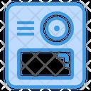 Action Camera Action Gadget Icon