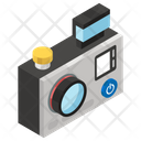 Camera Digital Camera Photographic Equipment Icon