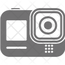 Action Camera Cam Icon