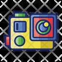 Action Camera Go Pro Camera Icon