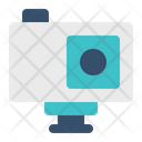 Camera Action Pro Icon