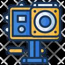 Action Camera Photo Icon