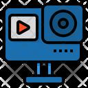 Action Camera Camera Action Icon