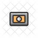 Action Cam Camera Icon