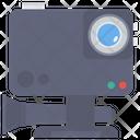 Action Camera Gadget Videography Icon
