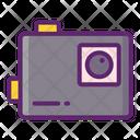 Action Camera Icon