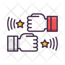 Action Game Boxing Game Fighting Game Icon