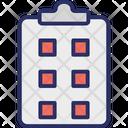 Action Plan Plans Procedures Icon