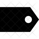 Action Tag Arrrow Icon