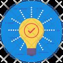 Recommend Advice Approve Idea Icon