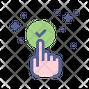 Activate Start Stimulate Icon