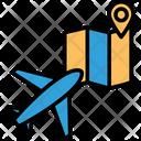 Active aircraft Icon