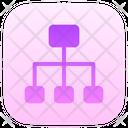 Active Directory Diagram Uml Icon