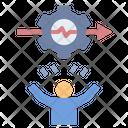 Activity Behavior Businessman Icon