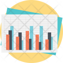 Activity Chart Statistic Icon