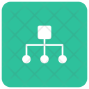 Activity Diagram Network Icon