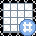 Activity Grid Icon