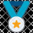 Medal Actor Award Icon