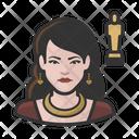 Actor Awards White Female Actor Awards Icon