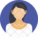 Actress Pretty Lady Icon