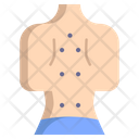 Acupuncture Massage Therapy Icon