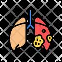 Acute Respiratory Distress Icon