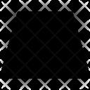 Acute trapezoid Icon