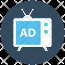 Ad Advertising Marketing Icon