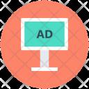 Ad Board Advertisement Icon