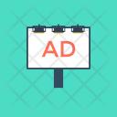 Ad Billboard Icon