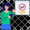 Skip Ad Ad Blocker Stop Ad Icon
