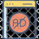 Ad Blocker Icon