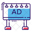 Ad Board Icon