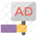 Ad Board Icon