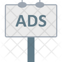 Ad Board Advertisement Advertising Icon