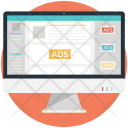 Ad Campaign Advertising Icon