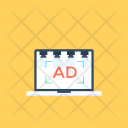 Web Advertisement Online Icon