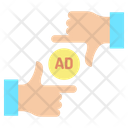 Ad Direction Icon