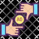 Ad Direction Icon