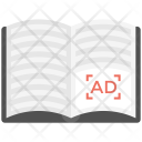 Ad Journal Catalogue Icon