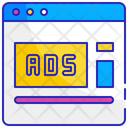 Ad popup Icon