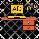 Sponsor Ads Advertise Icon