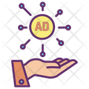 Ad Streaming Icon