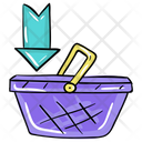 Ad To Basket Icon