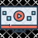 Ad Video Icon