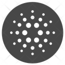 Ada Cardano Coin Icon