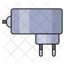 Adapter Power Connector Icon