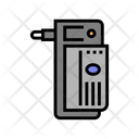 Electrical Adapter Color Icon