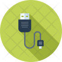 Adapter Cable Connection Icon