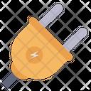Adapter Cord Socket Icon